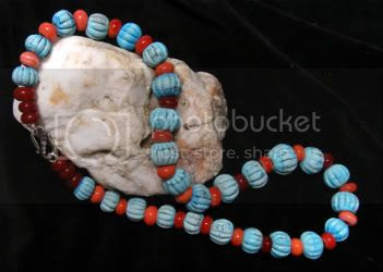 Egyptian Necklace - FireSeed
