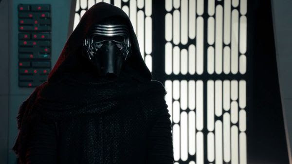 Kylo Ren talks about how being an undercovered boss changed the way he views First Order subordinates in UNDERCOVER BOSS: STARKILLER BASE.