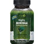irwin naturals Mighty Moringa Dietary Supplement Liquid Soft-Gels - 60ct