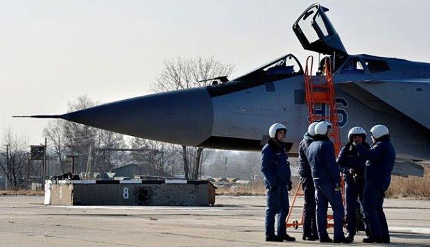 Modernisasi Membuat MiG-31BM Jauh Lebih Mematikan