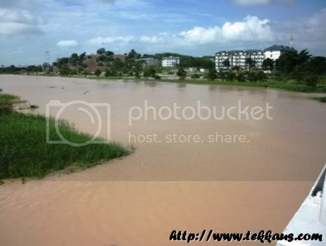 Picture of flood,Malacca Flood,Banjir