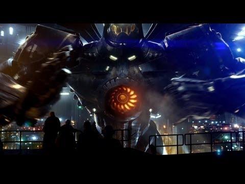 Nouveau trailer dément pour le Pacific Rim de Guillermo Del Toro !