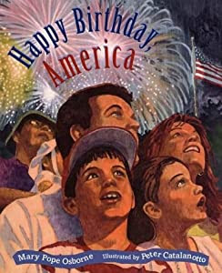 "Cover of ""Happy Birthday, America"""