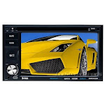 """Boss BV9362BI Car DVD Player - 6.2"""" Touchscreen LCD Display - 1440 x 234 - 320 W RMS - iPod/iPhone Compatible - In-dash - Double DIN - DVD Video,"""