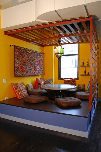 lounge area at wonderfactory