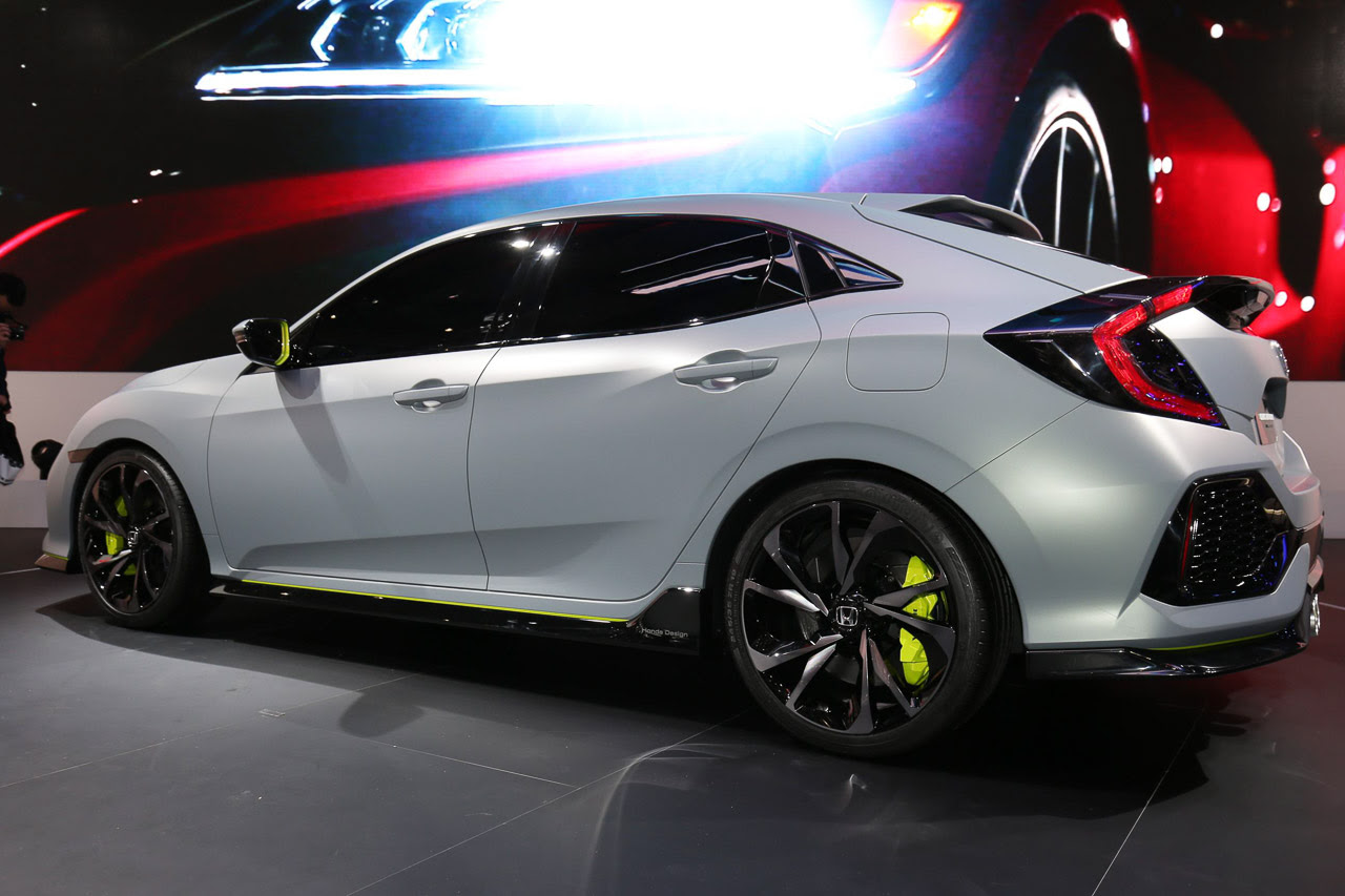 2016 Civic Hatchback Coming To Us | 2017 - 2018 Best Cars Reviews
