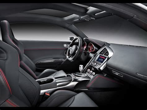 2008 Audi R8 V12 TDI   Interior 1 1280x960   Wallpaper