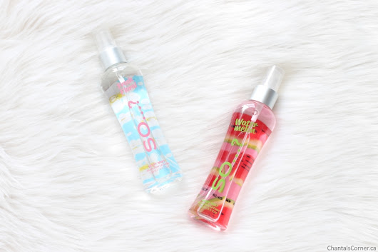 So...? Body Mist in Fresh Floral and Watermelon - Review - Chantal's Corner