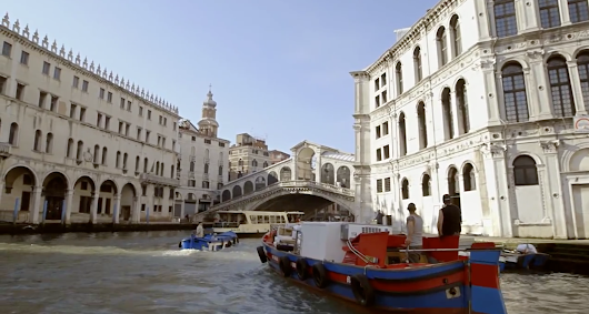 Take a Virtual Tour of Venice (Its Streets, Plazas & Canals) with Google Street View