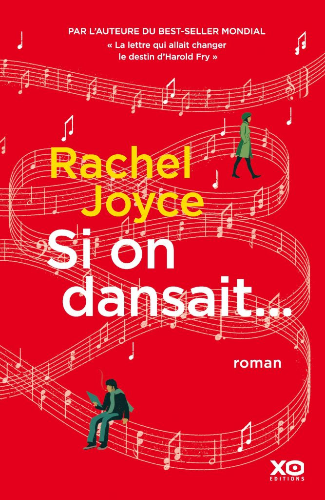 Couverture du roman Si on dansait... de Rachel Joyce