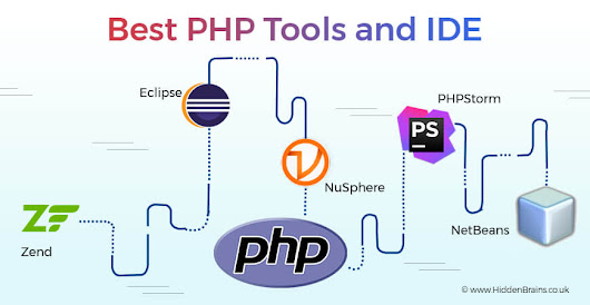 5 Most Useful PHP Tools for Website Development, Best PHP Development Tools