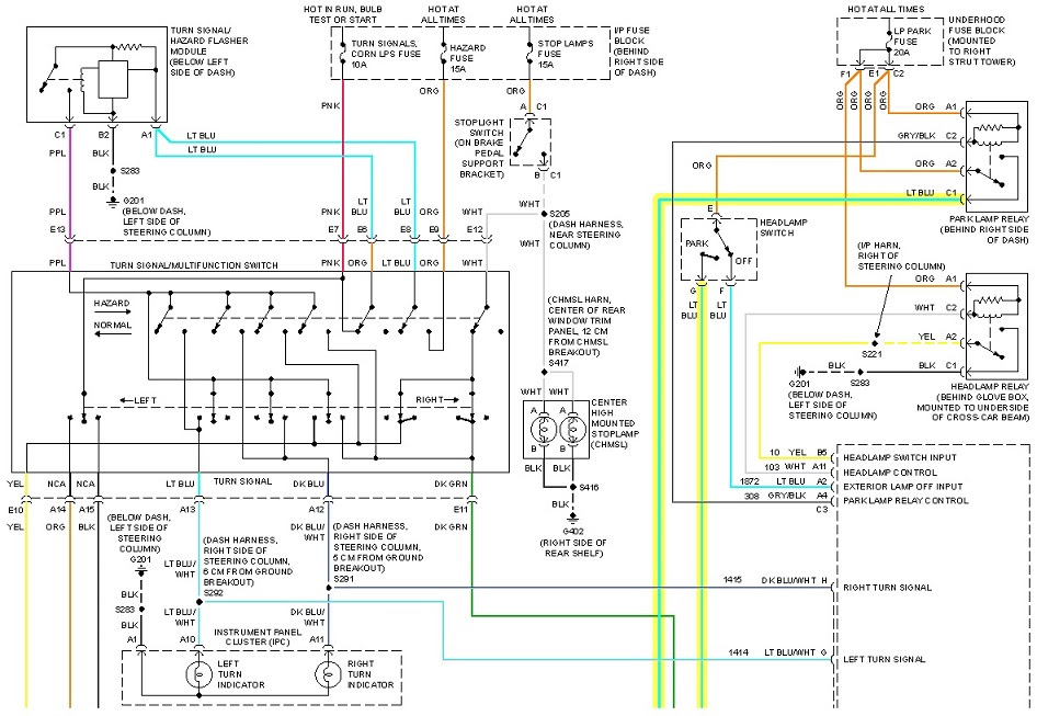 21 Inspirational 2003 Chevy Silverado Bcm Wiring Diagram