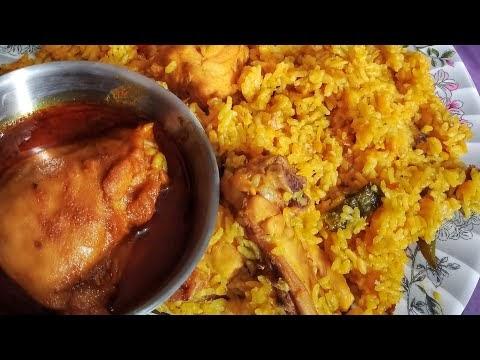 one pot chicken khichuri | চিকেন খিচুড়ি | Mercury foods