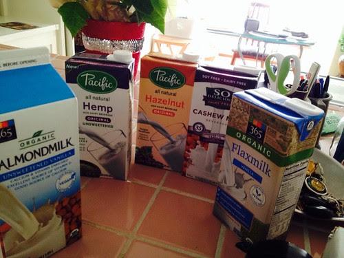 milks blogging