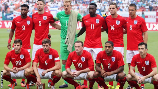 England: Expectations and Formations