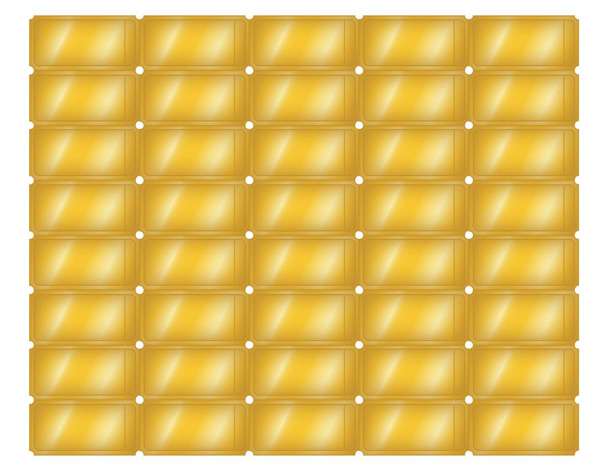 Free Printable Golden Ticket Templates | Blank Golden Tickets