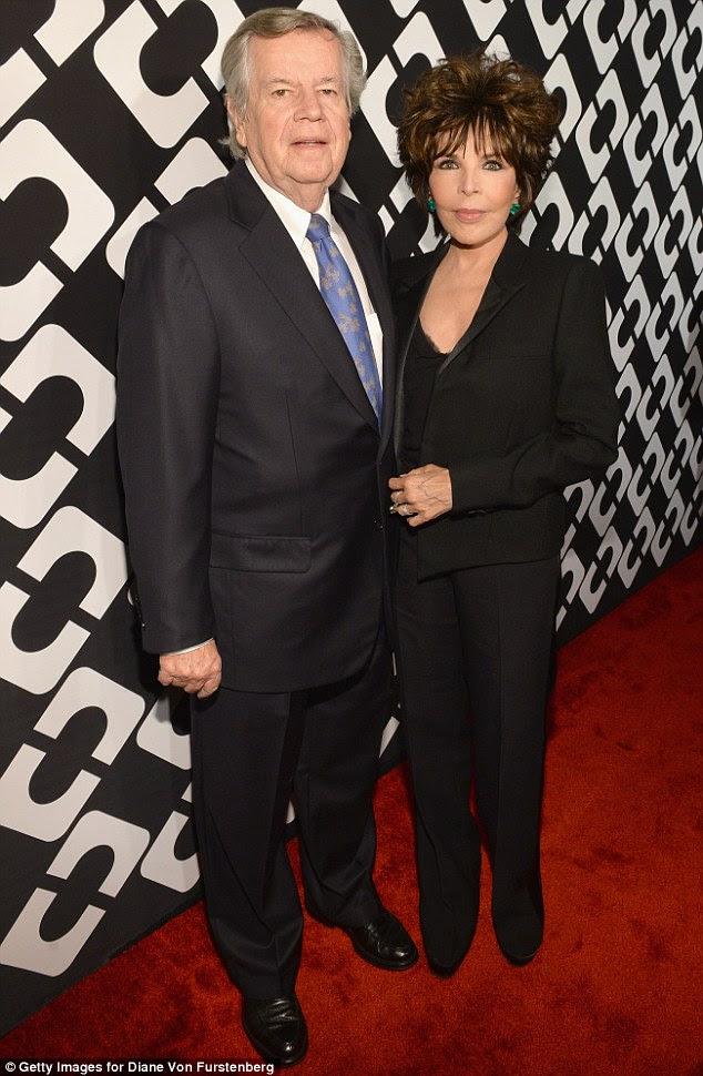 Bater as notas altas: Compositor Carole Bayer Sager participou com seu marido empresário Bob Daly