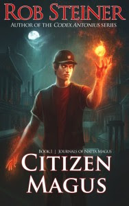 Book cover for Citizen Magus