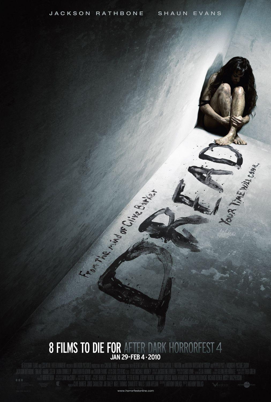 Risultati immagini per dread movie poster