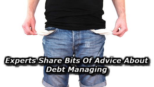Bloggers Best Advice For Managing Debt - Finance Blog Zone