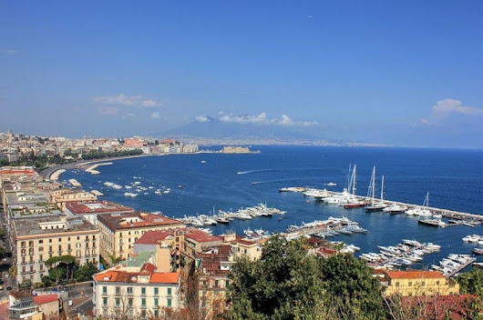 The Wonderful Naples of Italy - Global Storybook