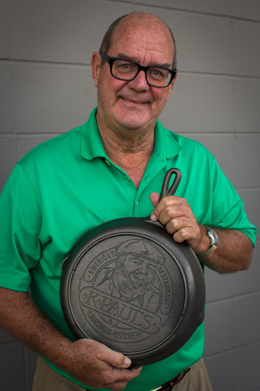Lodge Cast Iron — Remembering Chef Paul Prudhomme We're saddened to...