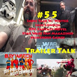 365Flicks Podcast : #55 Indie Talk... Iain Lowson Writer, Star Wars Content/ RPG Fantasy Novel Dark Harvest: Legacy of Frankenstein/ Video Games. Trailer Talk