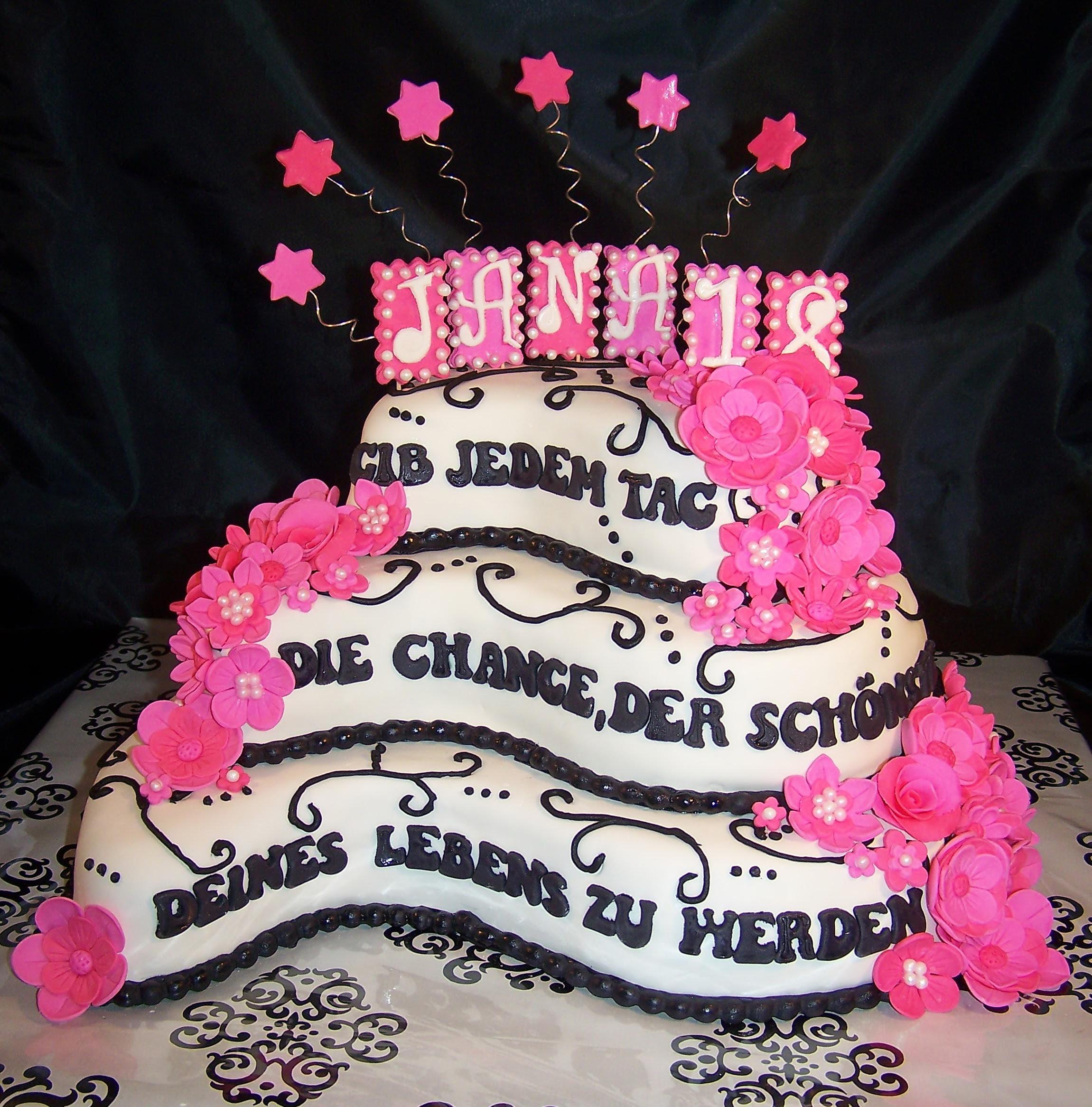 Sanella Geburtstagskuchen: Zum Geburtstag Kuchen, Geburtstagskuchen...