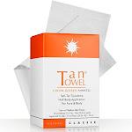 TanTowel Self-Tan Towelette Half Body Classic - 10 Pack | HerAnswer.com