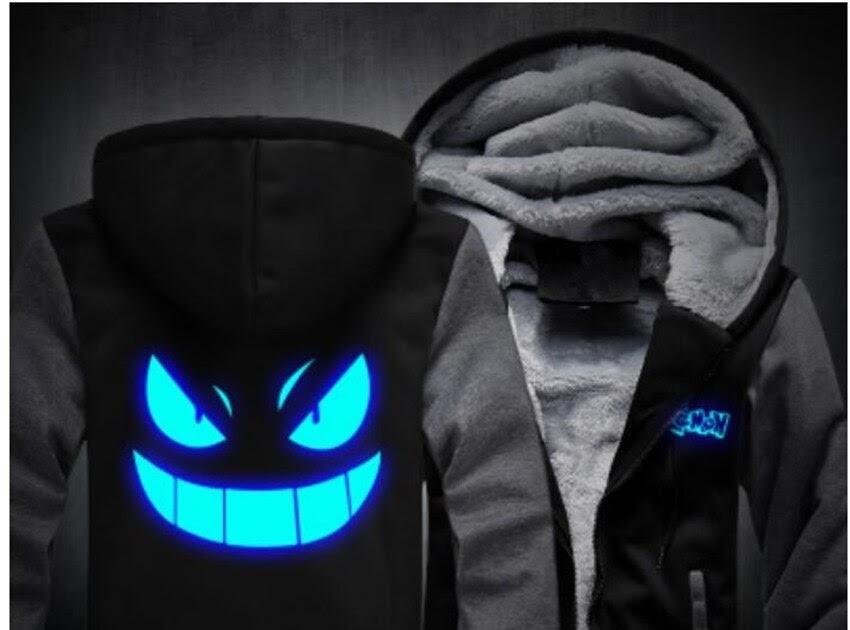 Orleans SAINTS Hoodie Jacket Thicken Coat Luminous Sweatshirt