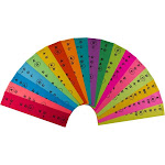 Rhythm Band Instruments SP2407 Recorder Stack Charts Judah-Lauder