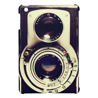 Vintage Camera Cover For The iPad Mini