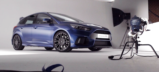 This Video Tour Of The 2016 Ford Focus RS Will Make You Fall In Love