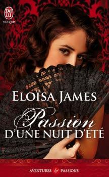 Couverture La Trilogie des plaisirs, tome 1 : Passion d'une nuit d'été