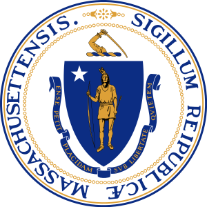 English: Seal of the Commonwealth of Massachusetts