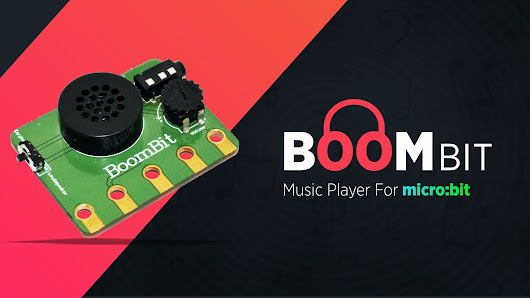 BoomBit - Music Player for Micro:Bit