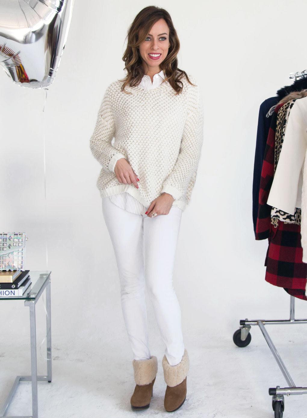 30a5136db68 How To Wear The Winter White Trend Sydne Style Bloglovin