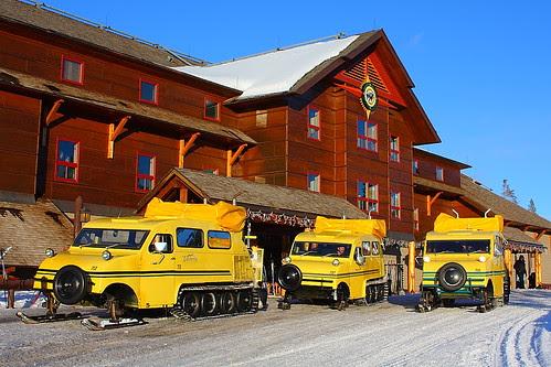 IMG_0643 Old Faithful Snow Lodge, Yellowstone National Park