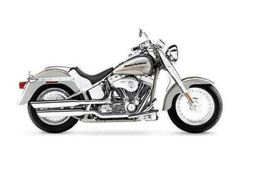 2004 Softail Maintenance Manual