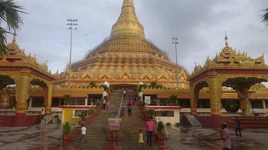 Global Pagoda Borivali Pictures | Video | Reaching
