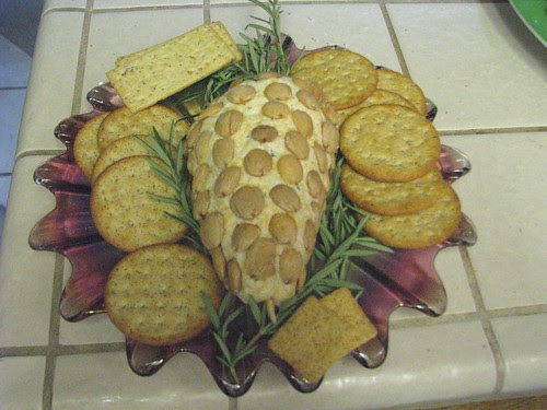 cheese cone