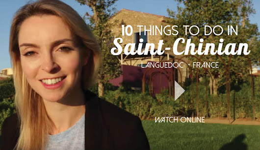 10 Things to do in Saint-Chinian | Languedoc | France