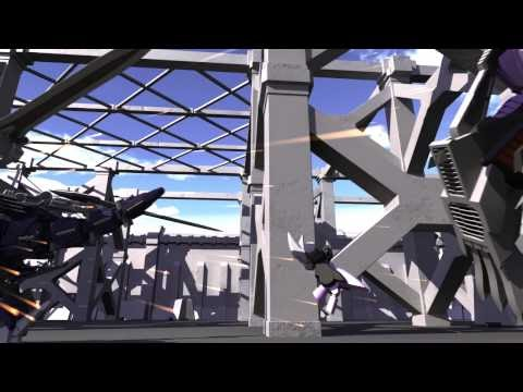 Zoids Geno Ritter a day in a zoider's wo...