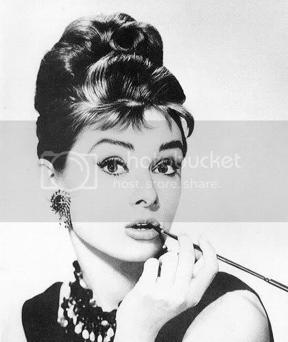 Audrey Hepburn: Favorite Actress