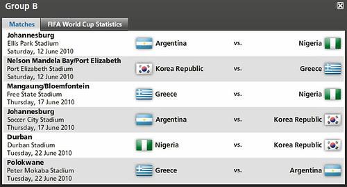 WC2010 GP B matches.bmp