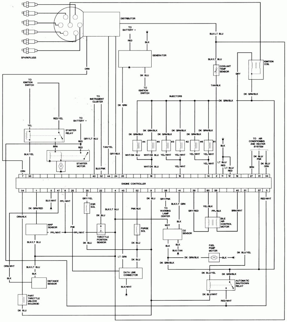 Town And Country Fuse Box Diagram - Wiring Diagram Schema