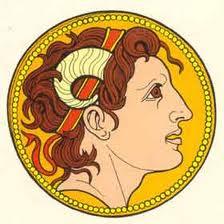 Μέγας Αλέξανδρος κερασφόρος