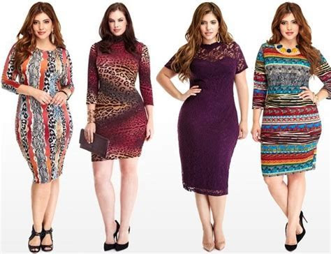 What to Wear to a Wedding Fall Winter 2014 Plus Size