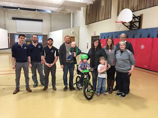 6-year-old boy with rare spinal condition get his wheels, courtesy of University of Akron engineering team |