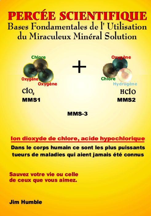 Livre Bases Fondamentales du Miraculeux Minéral Solution